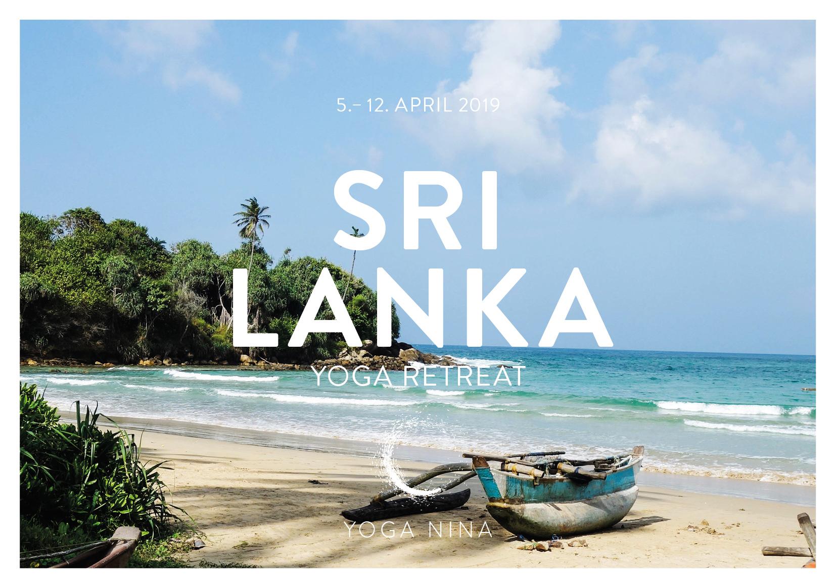 Yoga Retreat für Körper und Geist in Sri Lanka