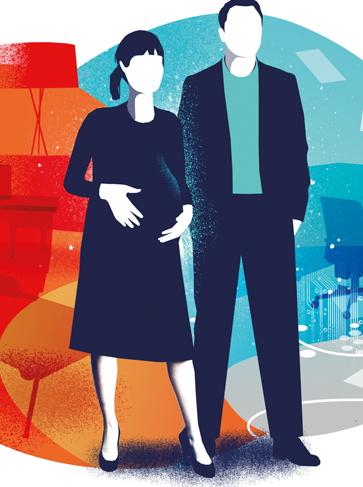 Vaterschaftsurlaub oder Elternzeit? Oder nichts davon?