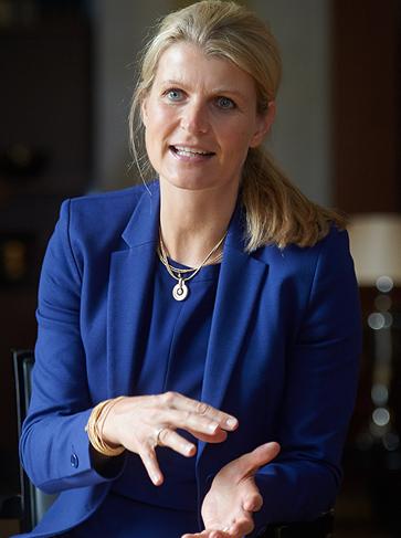 Claudia Wellendorff
